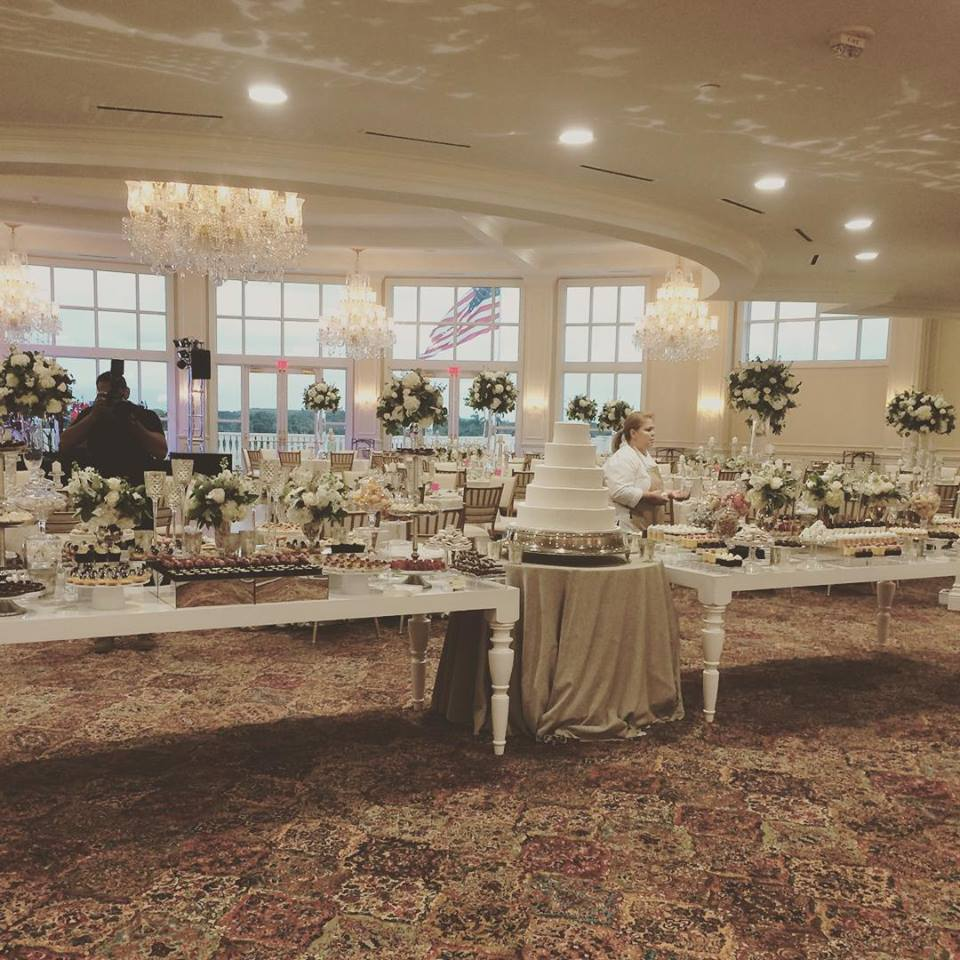 Dessert Table with 2000+ Sweets